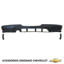 Kit Spoiler Traseiro Genuino Gm 94755375 Onix