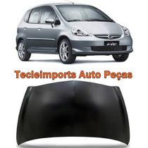 Capo Honda Fit 2003 2004 2005 2006 2007 2008 Peça Nova !!!