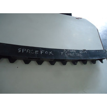Alma Plástica Parachoque Traseiro Space Fox 2009