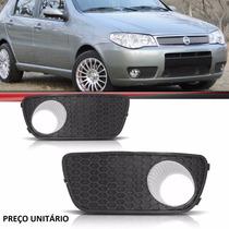 Grade Do Milha Palio Siena 2004 2005 2006 2007 G3 Com Furo