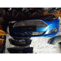 Para-choque Dianteiro Do Ford New Fiesta 2015