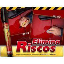 Canetas (03 Unidades) Tira Risco E Arranhões - Fix It Pro