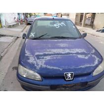 Tampa Traseira Com Vidro Peugeot 106 Usado Original