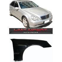 Paralama Mercedes C180 C200 Ld 2001 2002 2003 2004 2005 2006