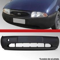 Parachoque Dianteiro Fiesta 96 97 98 99 Preto
