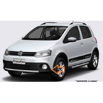 Parachoque Dianteiro Volks Cross Fox 2012 2013 2014 Novo