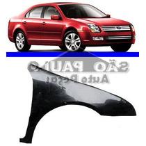 Paralama Ford Fusion 2006 2007 2008 2009 Novo Direito