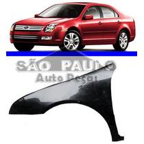 Paralama Ford Fusion 2006 2007 2008 2009 Novo Esquerdo
