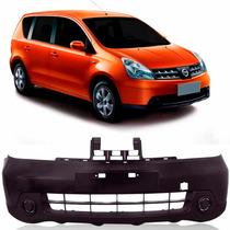 Parachoque Nissan Livina 2009 2010 2011 2012 Dianteiro