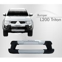 Bumper Overbumper L200 Triton Preto Onix 2010/2012