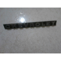 Emblema Chevrolet Traseira Opala 69 70 71 72 73 74