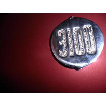 Chevrolet Brasil Emblema Redondo 3100
