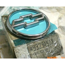 Emblema Gravata Chevrolet Kadett Ipanema 96-98 Traseiro Gm