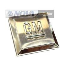 Emblema Mini Cubo Cromado Paralama Omega-1993-2011