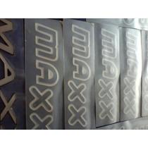 Emblema Adesivo Maxx Resinado Corsa Classic Celta Gm