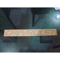 Adesivo Emblema Chevrolet Vectra Kadett Gsi Novo Original Gm