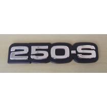 Emblema 250-s Opala E Caravan - Cromado