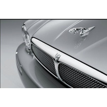 Emblema Jaguar Capô S-type E X-type Original Pronta Entrega