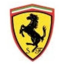 Emblema Adesivo Ferrari Resinado Aplicação Universal