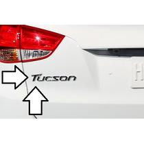 Logo Emblema Tucson - Hyundai - Novo Modelo !!!