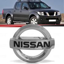 Emblema Grade Nissan Frontier Sel 2008 2009 2010 2011