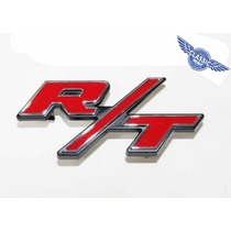 Emblema Rt Dodge Charger Dart Ram Dakota Journey Friso Letra