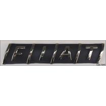 Emblema Fiat Tampa Traseira Palio 96 Até 00