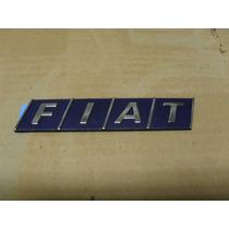 Emblema Fiat Do Porta Malas Tempra, Uno, Mille, Elba, Premio