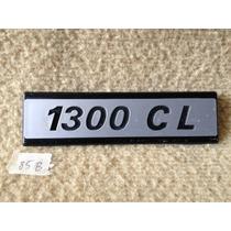 Emblema Lateral Porta 1300 Fiat 147