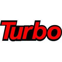 Adesivo Emblema Resinado Turbo Para Tempra E Uno