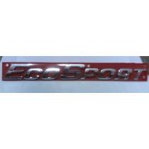 Emblema Eco Sport (cromado)