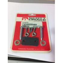 Kit Importado Fixação Cinto Segurança Mustang 65 66 67 68