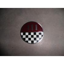 Corcel Gt Emblema Da Roda