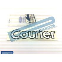 Logotipo Courier Da Tampa Traseira