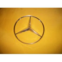 Mercedes -antigo Emblema Do Capô Traseiro-