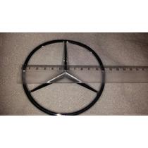 Mercedes Estrela Logo Emblema Metal Caminhão Antigo