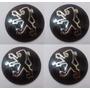 Emblemas Peugeot Aluminío Calota Ou Roda 55 Mm + Brinde