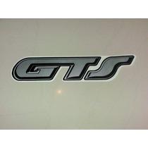 Vw Gol Gts G1 - Adesivos E Emblemas Da Tampa Da Mala