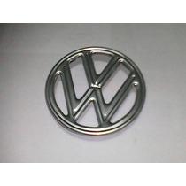 Emblema Escudo Capô Fusca Aluminio Estampado