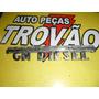Chevrolet Gm Diesel Caminhão Emblema Usado.