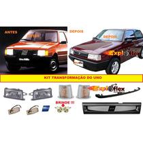 Kit Transformação Fiat Uno Premio Elba Antigo Para 1995...