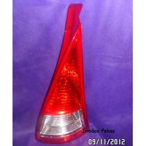 Lanterna Traseira Citroen C3 07 À 10 Bicolor