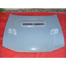 Capo Subaru Impreza Gt Réplica Em Fibra Com Scoop E Gradinha