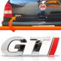 Emblema Letreiro Gti - Golf Gol G3 E G4 - Novo