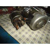 Motor De Partida Gm Motor Vhc Corsa 1.0 Celta
