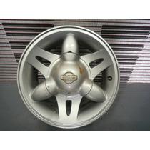 Roda Nissan Frontier- Aro- 15 Sem Calota