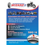 Balanceamento Quadriciclo Pneu Traseiro 250/360mm Kit 9 E 10