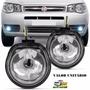 Farol Milha Auxiliar Fiat Palio G3 Fire Economy 2004 A 2014