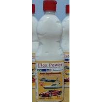 Cera Automotiva - Flex Power P/ Todas As Cores/limpra Vidros