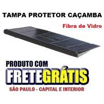 Tampa Traseira Protetor Caçamba F1000 93-98 Fibra De Vidro